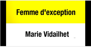 Interview Marie Vidailhet